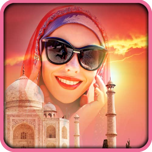 Hijab Bilderrahmen