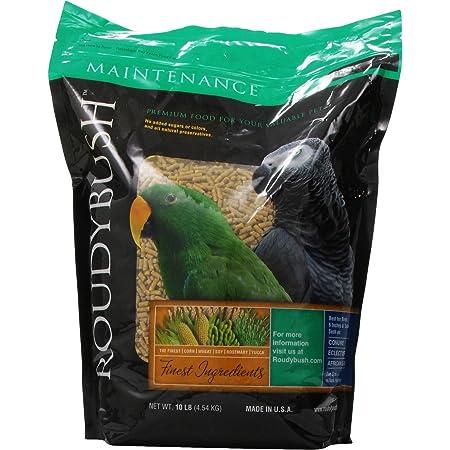 8-Ounce Roudybush Daily Maintenance Bird Food Crumbles