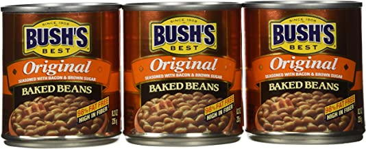 Bush's Baked Beans, Original 8.3 Oz (Pack of 6)