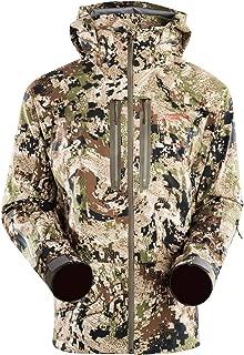 Sitka Gear Men's Stormfront Uninsulated Rain Jacket Polyester