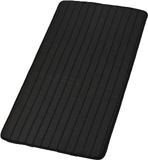 東京西川 [エアー] ベースマット セミダブル フロアタイプマットレスをベッドに対応させるマット ブラック NC17480603BK