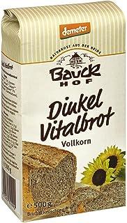 Bauckhof Dinkelvollkorn-Vitalbrot, 500 g
