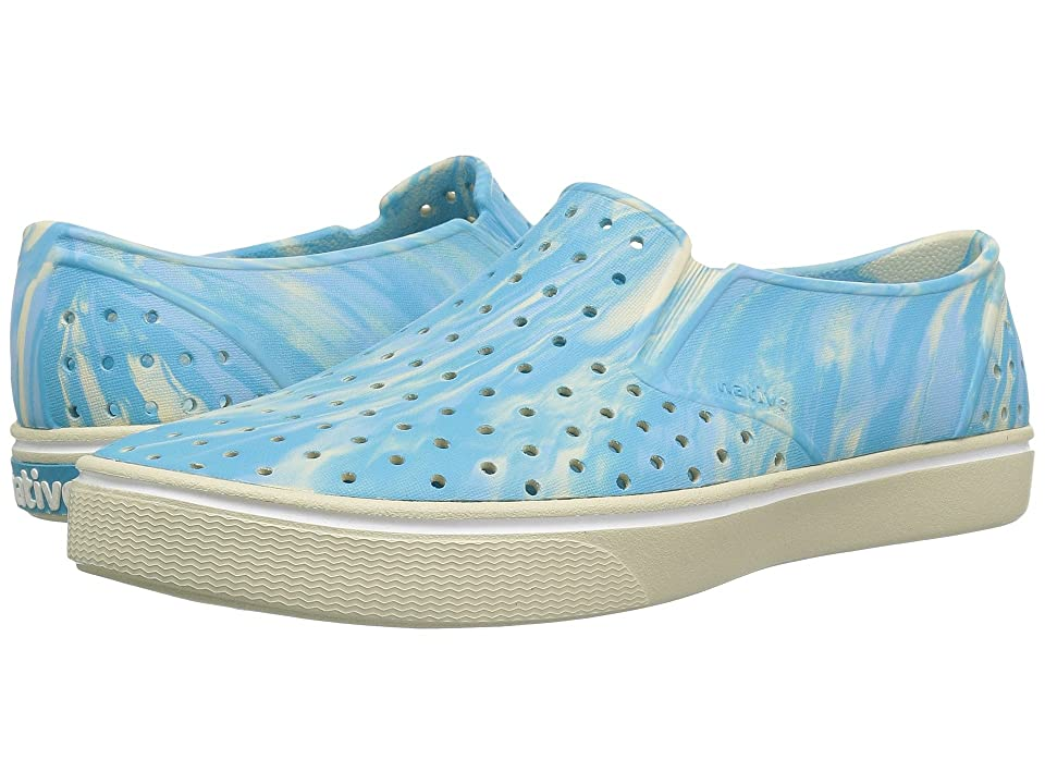 Native Shoes Miles (Sky Blue/Bone White/Marbled) Athletic Shoes