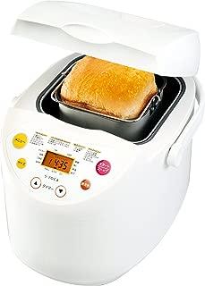 siroca ヨーグルト・パスタ生地も作れる 餅・米粉/ご飯パン対応 ホームベーカリー SHB-315