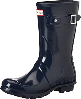 graphite hunter rain boots