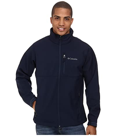 Columbia Ascendertm Softshell Jacket (Collegiate Navy) Men