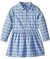 Morgan Way Flannel Dress (Toddler/Little Kids/Big Kids)