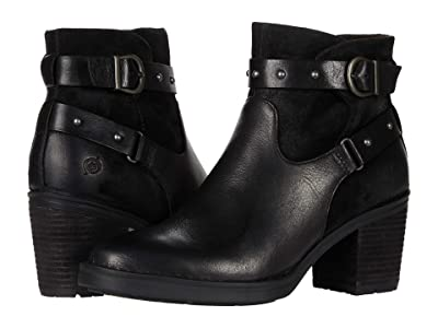 Born Derica (Black Full Grain) Women