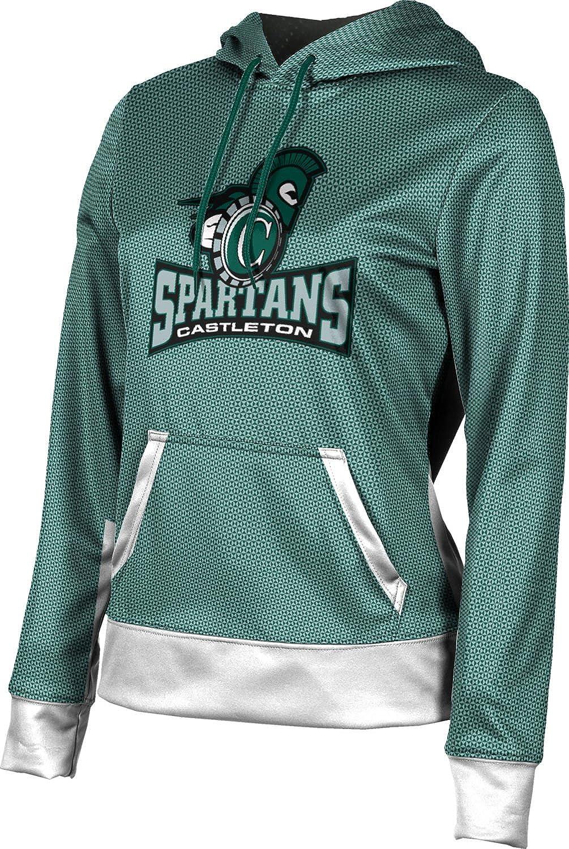 Castleton University Girls' Pullover Hoodie, School Spirit Sweatshirt (Embrace)