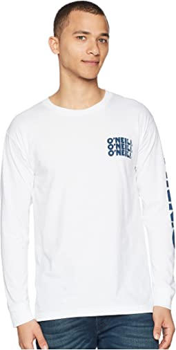 Packed Long Sleeve Screen Tee