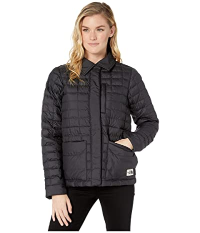 The North Face ThermoBalltm Eco Snap Jacket (TNF Black) Women