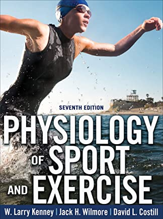 Physiology of Sport and Exercise With Web Study Guide 7ed