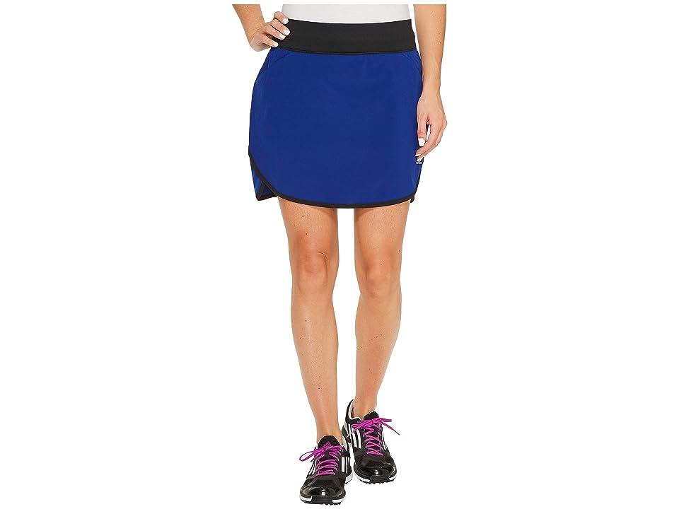 adidas Golf Hybrid Rangewear Skorts (Mystery Ink) Women