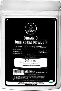 Naturevibe Botanicals USDA Organic Bhringraj Powder, 5lbs | Eclipta Alba | Non-GMO and Gluten Free |100% Pure & Natural | Supports Immunity System
