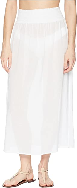 Heidi Klein Seychelles Smocked Skirt