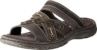 Wild Rhino Men's Pacific Shoes, Dark Brown