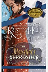 The Marshal's Surrender (Holidays in Mountain Home Book 3) Kindle Edition