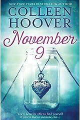 November 9 Kindle Edition