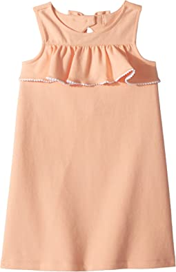Ruffle Front Dress (Toddler/Little Kids/Big Kids)