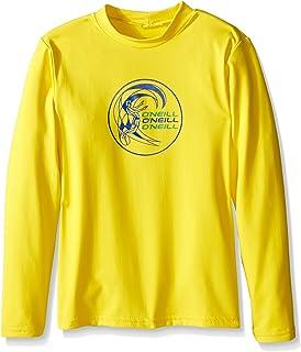 O'Neill Wetsuits UV Sun Protection Toddler Skins Long Sleeve Sun Shirt Rash Guard Tee