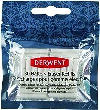 Derwent Replacement Erasers for Derwent Battery Operated Eraser Refills Eraser