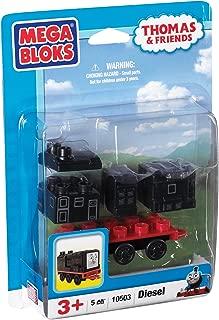 Mega Bloks Thomas Buildable Character Diesel