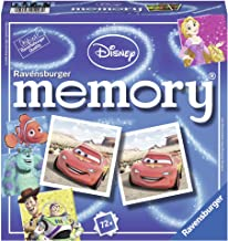 Disney Classic Memory, 4 a&ntildeos (Ravensburger 21227)