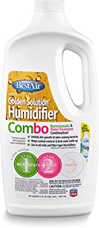 BestAir 245, Golden Solutions Water Treatment, 32 oz, 12 pack