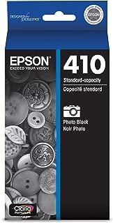 Epson T410120 Claria Premium Photo Black Ink