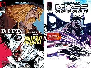 R.I.P.D. (RIPD)/Mass Effect/True Lives of the Fabulous Killjoys FCBD 2013 Dark Horse Comics