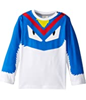 Fendi Kids - Long Sleeve Monster Eyes Graphic T-Shirt (Infant)