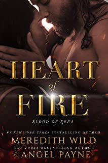 Heart of Fire: (Blood of Zeus: Book Two)