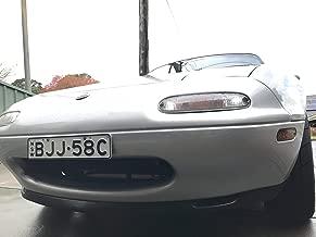 NEW - 90-97 MAZDA MIATA MX-5 RS Style PU Rear Bumper Lip