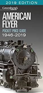 American Flyer Trains Pocket Price Guide 1946-2019 (Greenberg's Guides)
