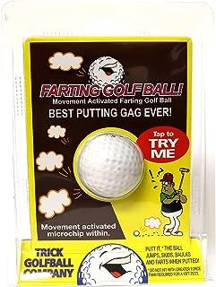 ProActive Sports Trick 高尔夫球公司。 Joke Farting 高尔夫球 新奇的恶作剧礼物
