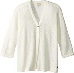 Roxy Kids Livin Sunday RG Cardigan (Big Kids)