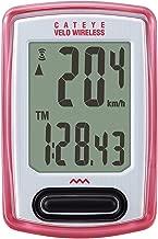 Velo Wireless Bike Computer - Wireless Speedometer and Odometer - Optional Headlight and Tail Light