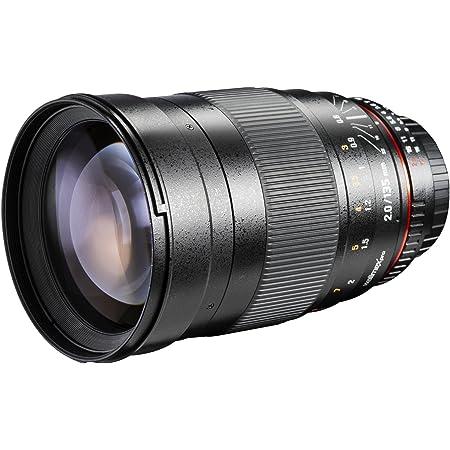 Walimex Pro 135mm 1 2 0 Dslr Objektiv Für Nikon F Ae Kamera