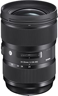 SIGMA 24-35mm F2 DG HSM | Art A015 | Canon EFマウント | Full-Size/Large-Format