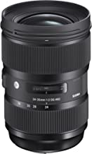 Sigma 24-35mm F2.0 Art DG HSM Lens for Canon