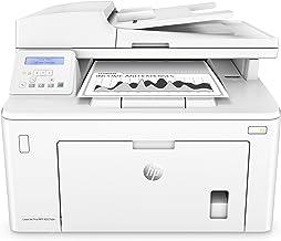 HP Laserjet Pro M227sdn - Impresora láser multifunción (imprime, copia, escanea, 800 MHz Velocidad del procesador, AirPrint 1.5, USB 2.0, ethernet 10/100 Base-TX)