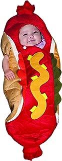 Underwraps Costumes Baby's Hot Dog Costume Bunting
