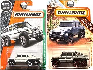 Best matchbox mercedes benz 6x6 Reviews