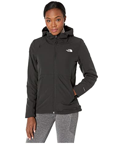 The North Face Shelbe Raschel Hoodie (TNF Black) Women