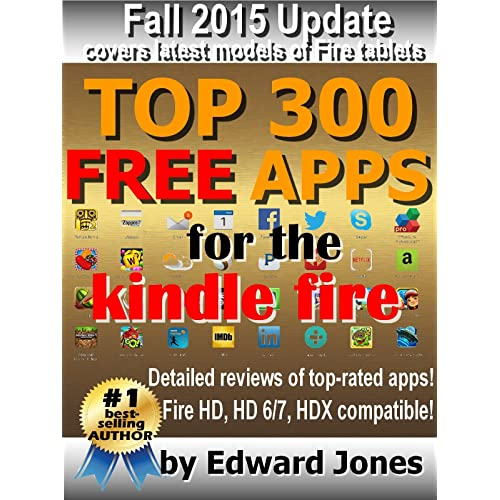 Guide 101 Best Kindle Fire Apps & Games – Discover The Best App