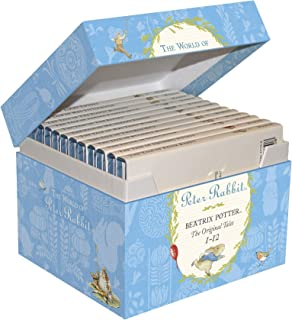 The World of Peter Rabbit Gift Box 1 (Books 1-12)