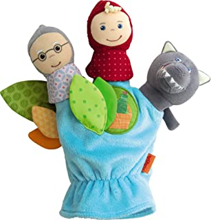 HABA Glove Puppet Red Riding Hood