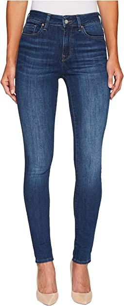 Alissa High-Rise Skinny in Dark Indigo Tribeca