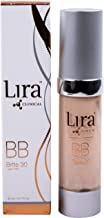 Lira Clinical - Bio BB Brite 30 with Plant Stem Cells- SPF 30 BB Creme for Light Skin Tones (0.7 Ounce)