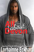 All About Devon (The Friessens Book 30)